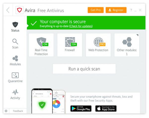 phần mềm diệt virus miễn phí 2