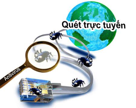 Hướng dẫn cách quét virus online không cần phần mềm hiệu quả nhất