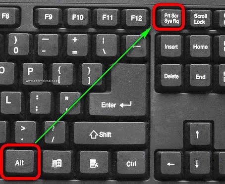Cách chụp màn hình máy tính win 10