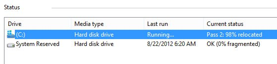 Cách làm máy tính chạy nhanh hơn win 8