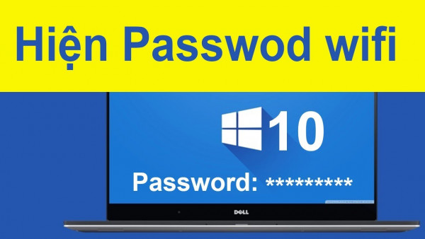 Cách xem mật khẩu wifi trên máy tính win 10