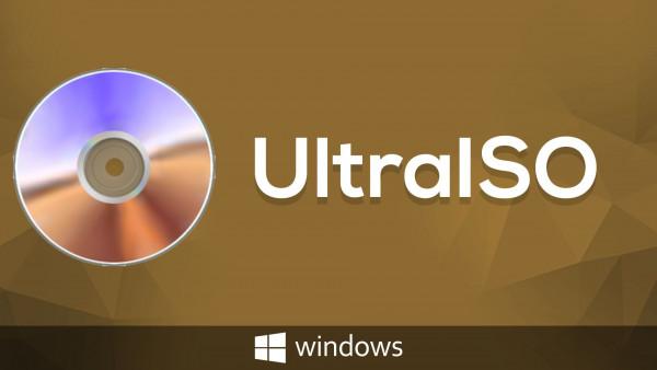 Cách sử dụng Ultraiso