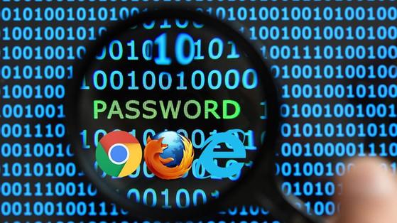 Xem mật khẩu trên trình duyệt