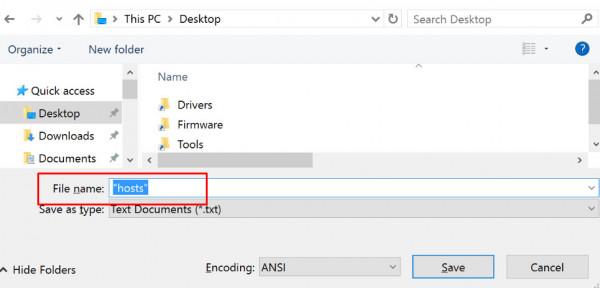 File host là gì? Cách mở file host và cài đặt trên Windows