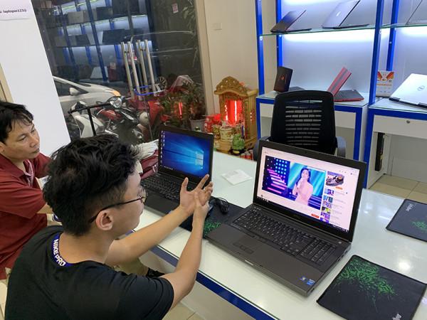 Cách kiểm tra laptop cũ