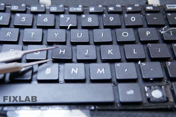 Thay bàn phím laptop tại thành phố Vinh