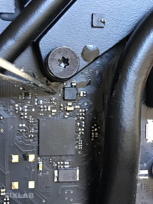 """Sửa imac 2012 21"""" lỗi nguồn, không lên nguồn"""