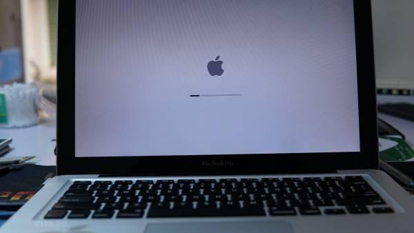 Sửa lỗi bàn phím, nâng cấp SSD cho Macbook Pro 2012
