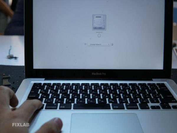 Macbook pro 2012 13″ chập nguồn| FIXLAB SỬA MACBOOK tại TP Vinh, Nghệ An