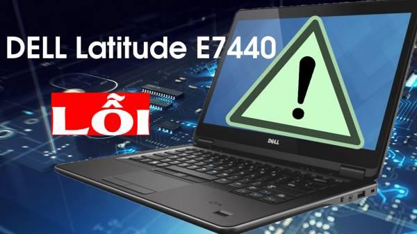 Hướng dẫn sửa laptop Dell latitude E7440 lỗi nguồn| FIXLAB sửa laptop tp Vinh
