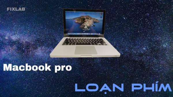sửa loạn phím Macbook pro| sửa macbook uy tín tp Vinh